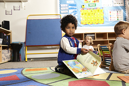 Early Learning Center   ENROLLMENT is NOW OPEN!
