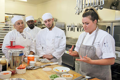 Culinary Training Program
