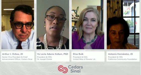 Cedars-Sinai Launches Virtual Forum for Dialogue on Critical Issues Facing Los Angeles